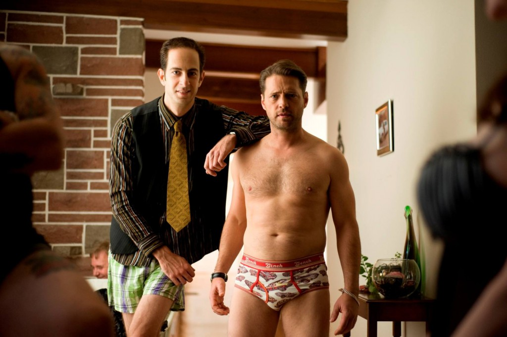 Jason Priestley In Underwear