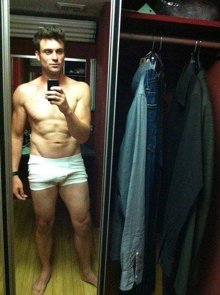 Daniel Goddard Naked The Male Fappening
