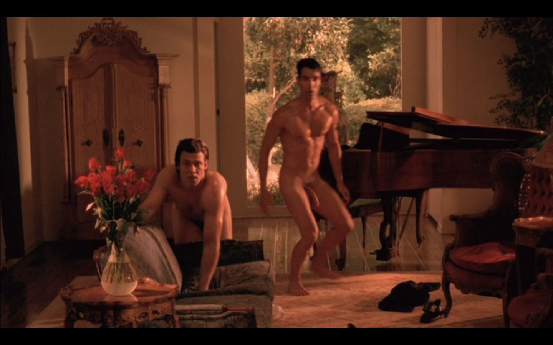 Brian kinney frontal nude, gaby espino porn
