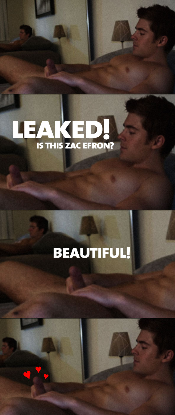 zac efron nude blog