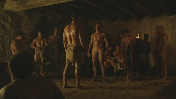 Not only does it have tons of male nude scenes, but it also has a great ...