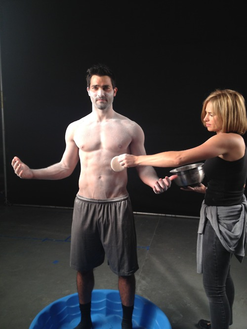 Tyler Hoechlin It's mythical also the long nude scene with Michela Miti, one of the most ...