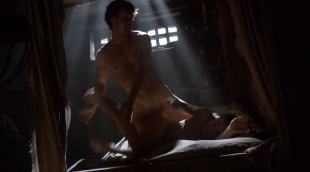 naked Game guys thrones of