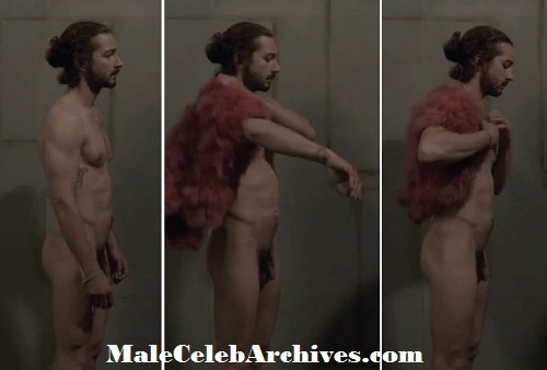 Shia labeouf naked nude dick cock pic photo