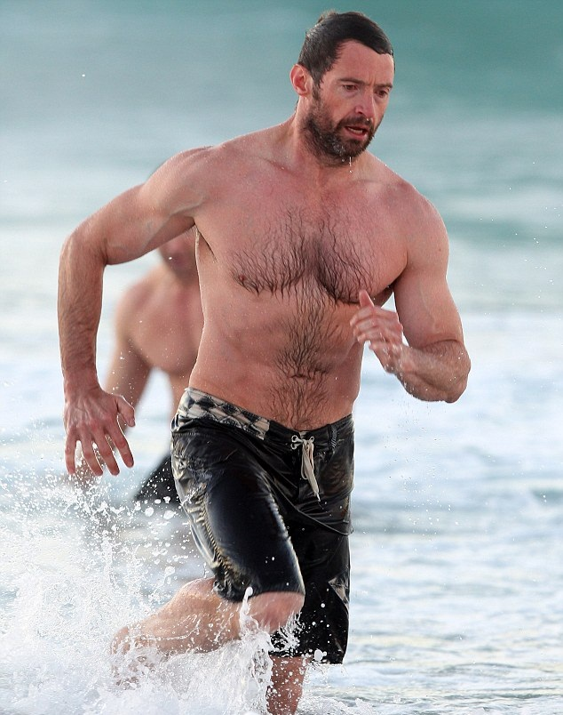 Tumblr Chat with Hugh Jackman  Peter Dinklage  X-Men . Hugh jackman naked x men
