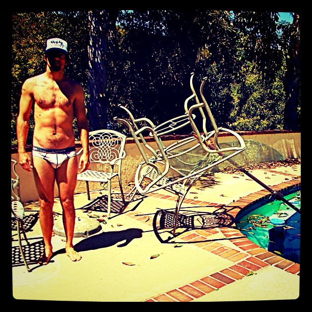 Jason Mraz In Underwear
