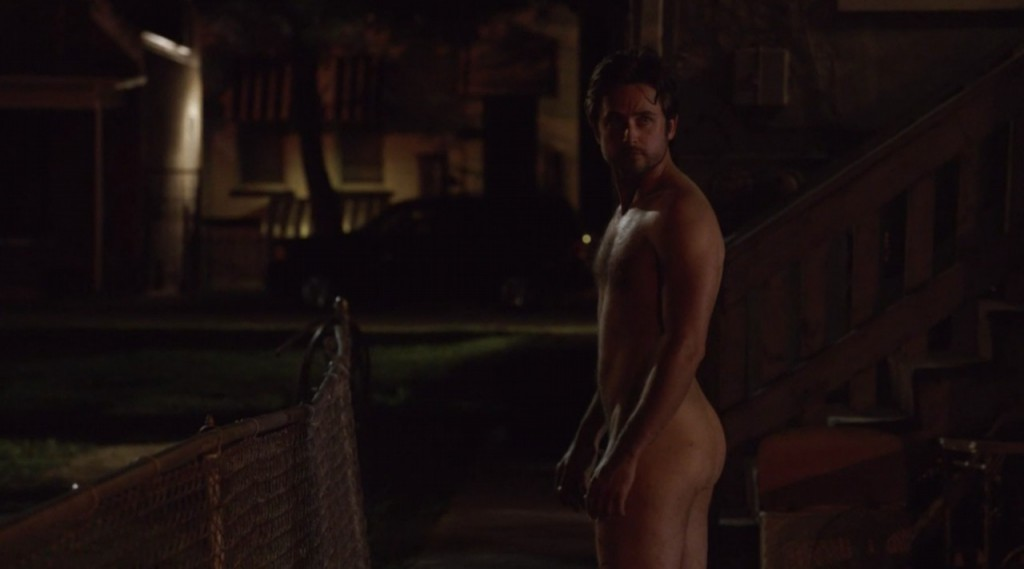 Justin Chatwin Naked Scene On Shameless