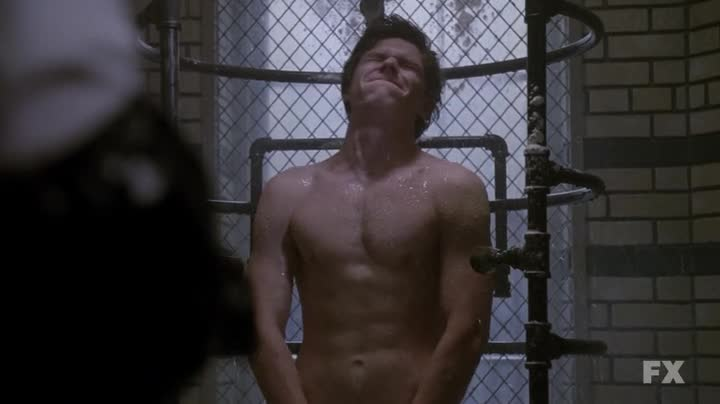 Evan Peters Nude On American Horror Story