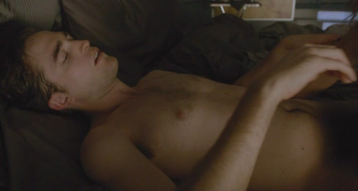 Robert Pattinson Half Naked