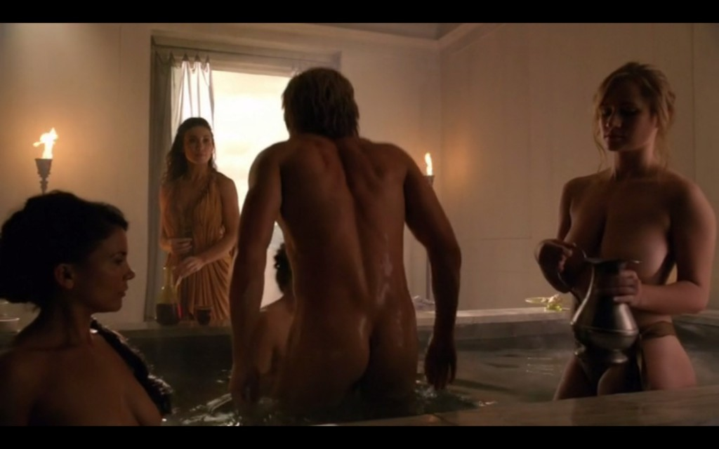 Nude Male Celebs on Spartacus