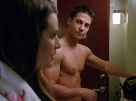Dean Geyer Exposed