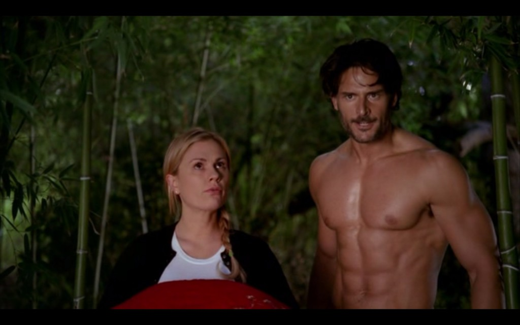 Joe Manganiello Naked on True Blood