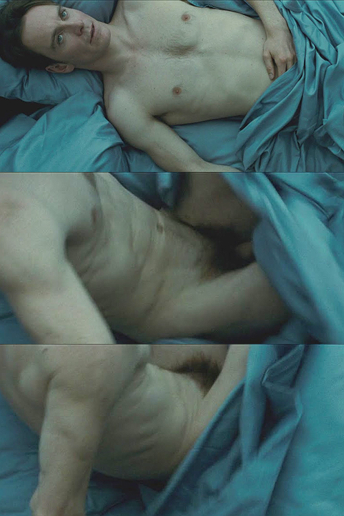 Michael Fassbender Nude And Hairy