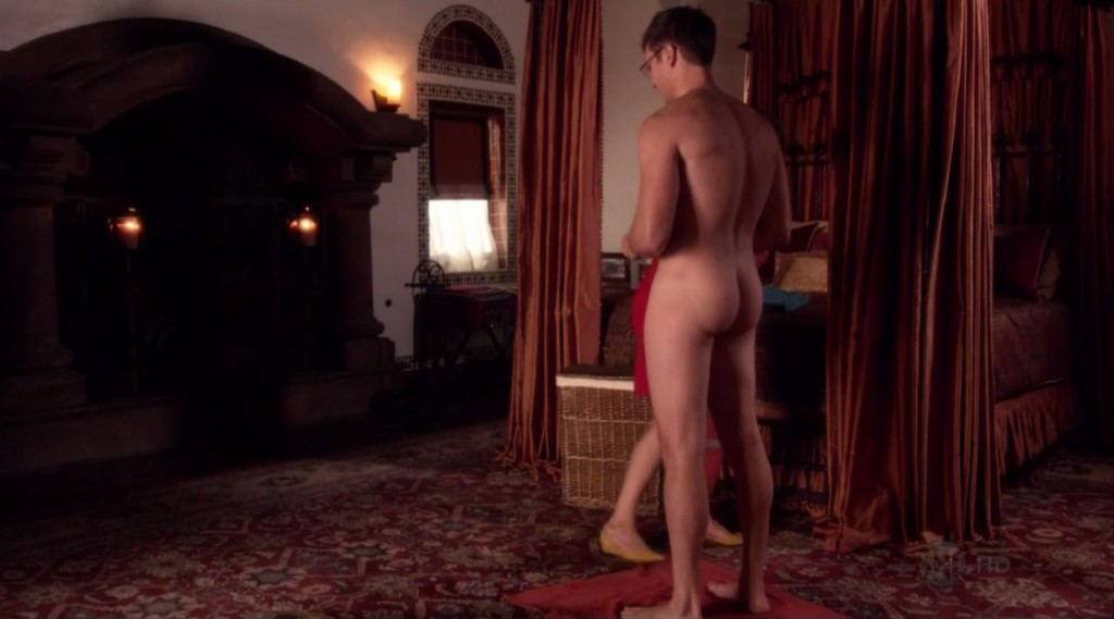 Josh Lawson Nude In House of Lies