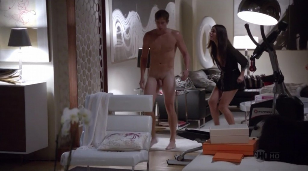 Ryan McIntyre Naked On Shameless