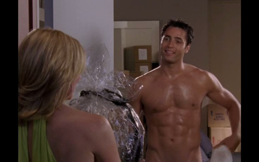 Victor Webster Shirtless