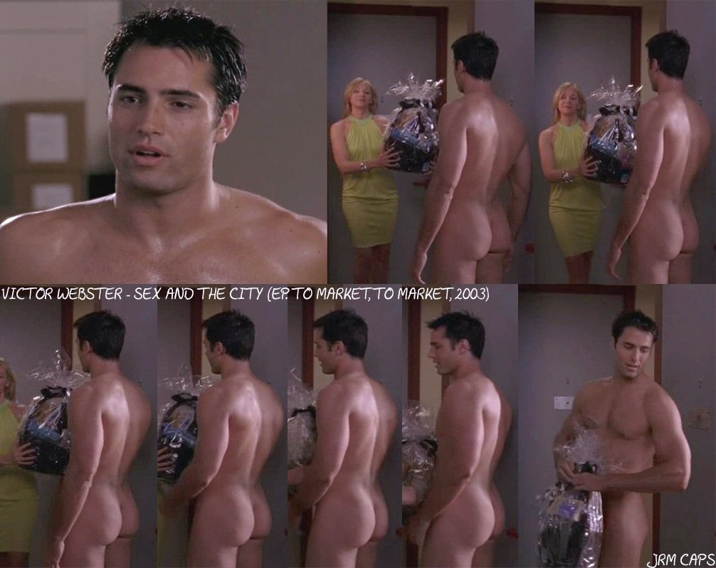 Naked george eads