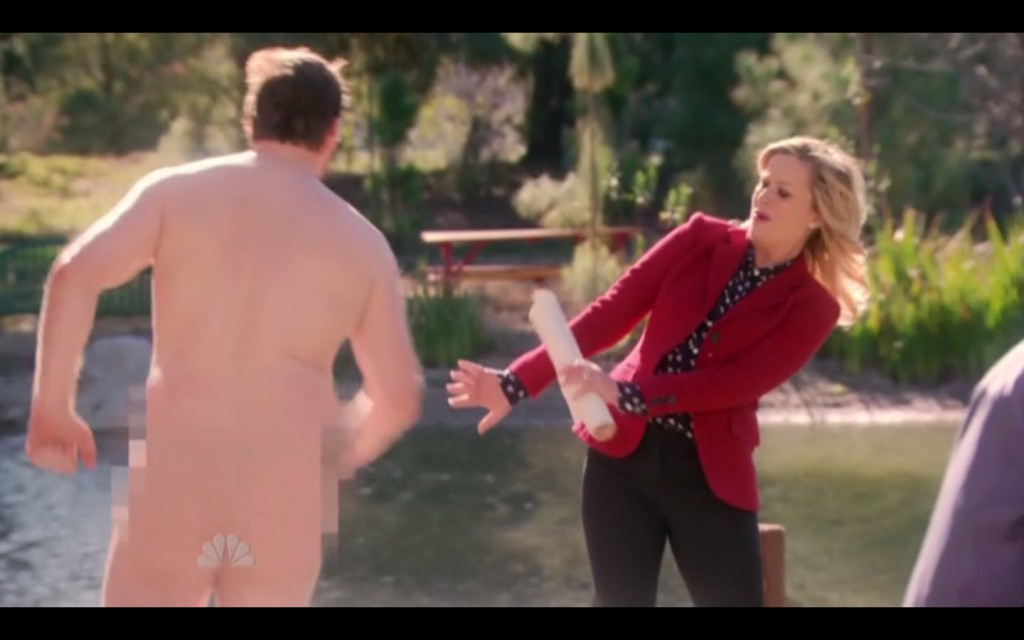 Chris Pratt Censored Naked