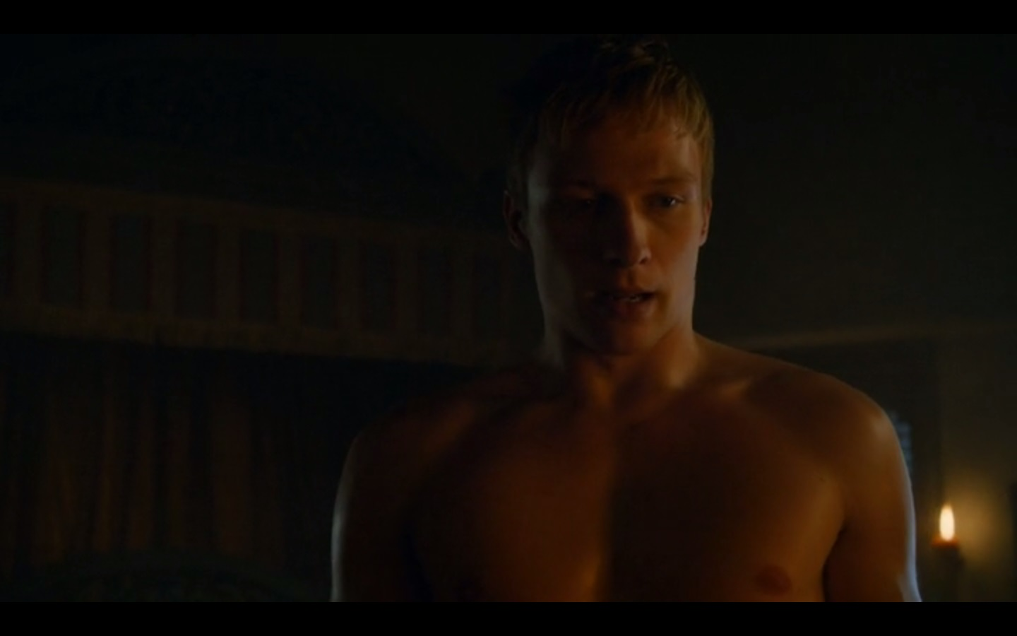 will tudor naked