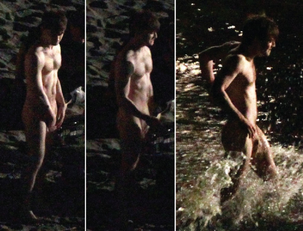 Daniel Radcliffe Nude On Broadway