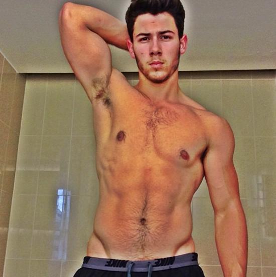 Sexy Nick Jonas