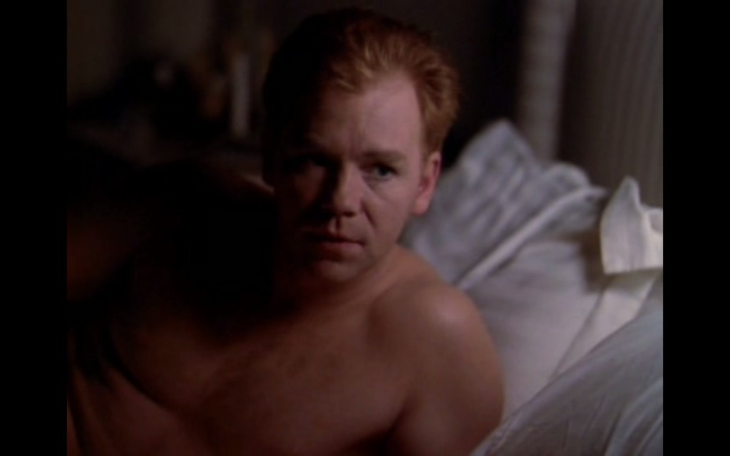 David Caruso Nude