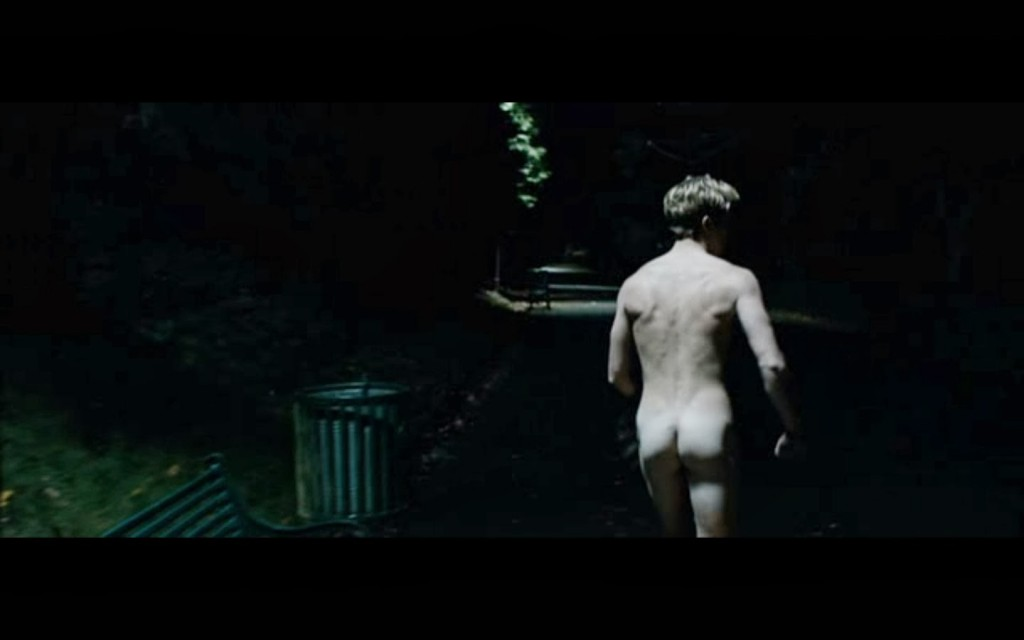 Ed Speelers Nude Scene