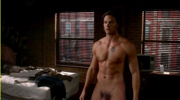 Jared Padalecki Naked