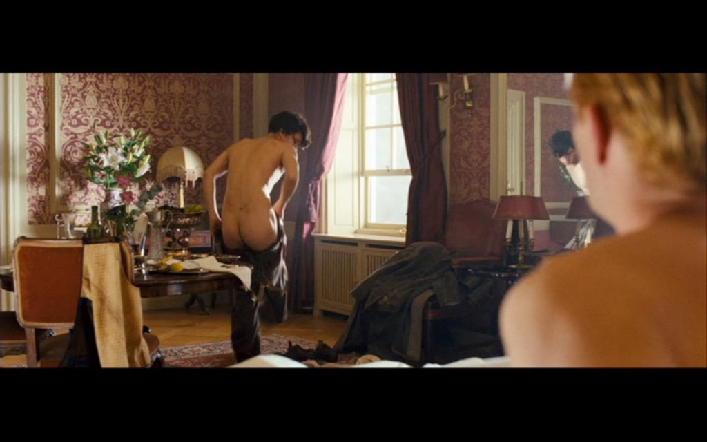 Ben Whishaw and James D'Arcy Naked Gay Scene
