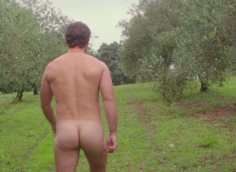 Jude Law Naked From Behind