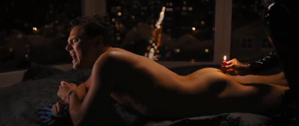 Leonardo dicaprio naked movies