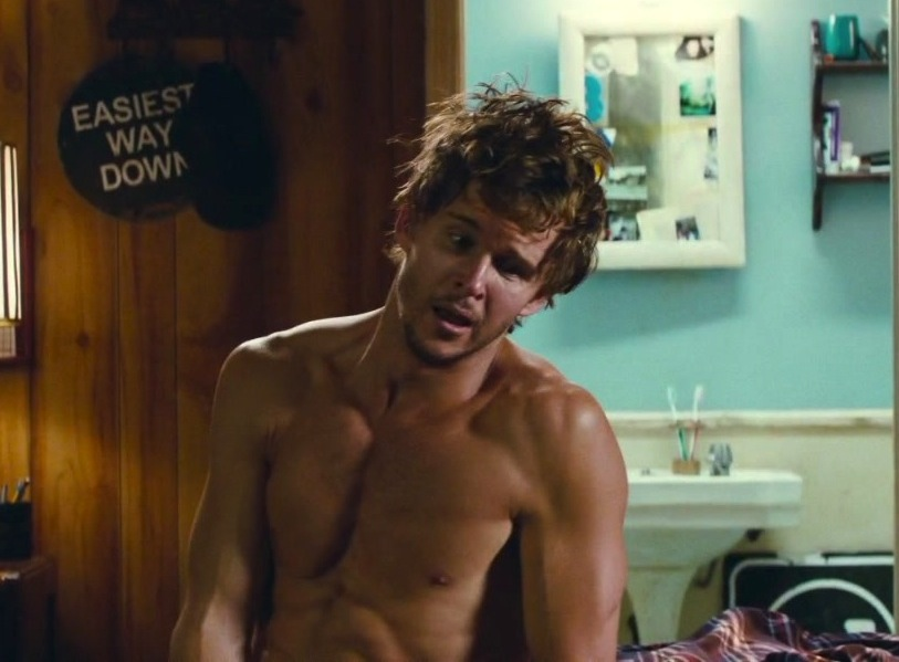 New Ryan Kwanten Naked Scene