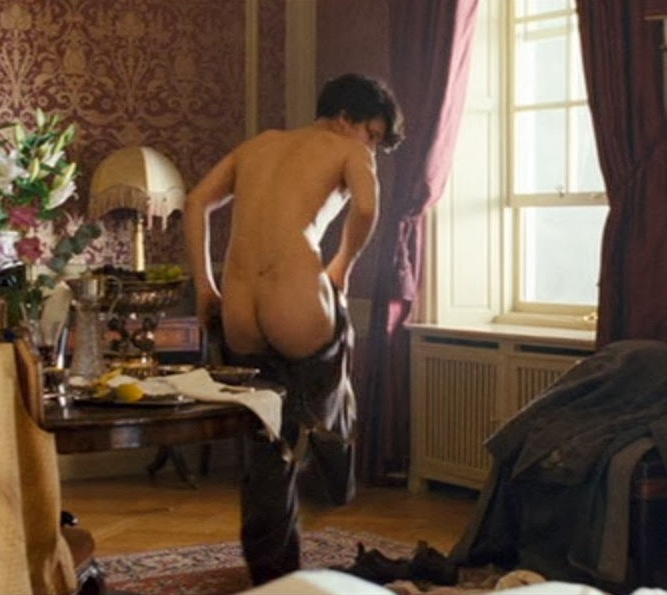 Ben Whishaw Gay Sex Scene