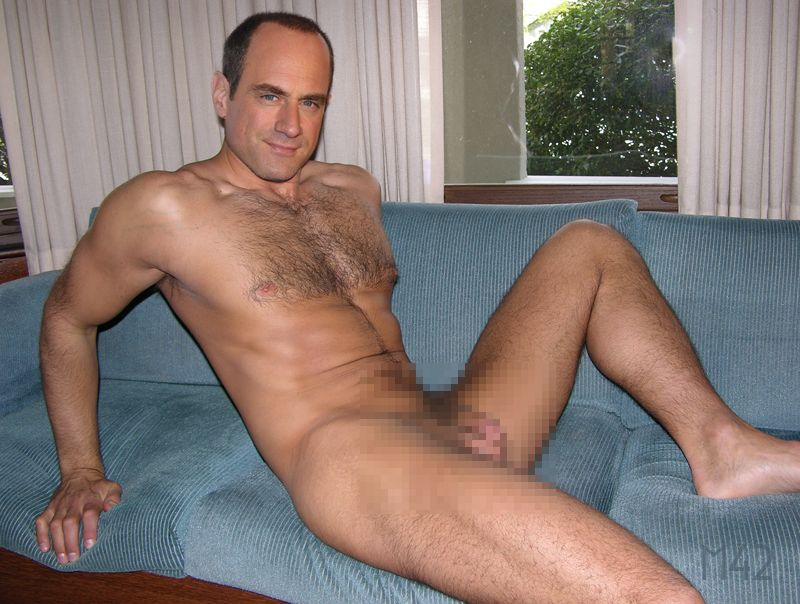 Christopher Meloni Nude Home Photo