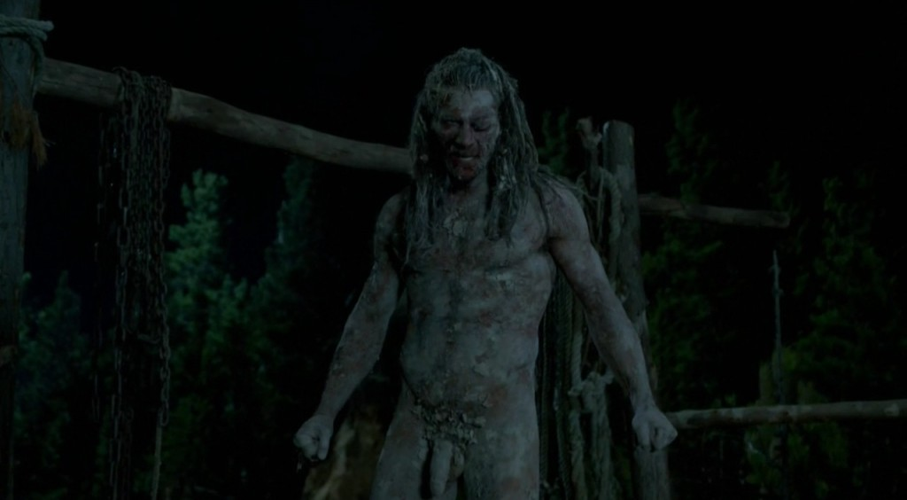 Zach McGowan Fully Nude on Black Sails