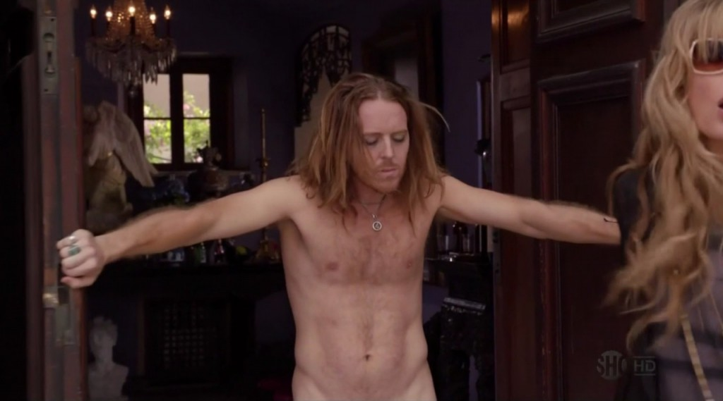 Tim Minchin Got Nude In Californication