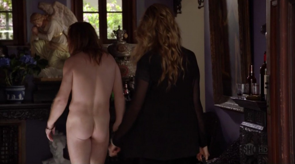 Tim Minchin Got Naked In Californication