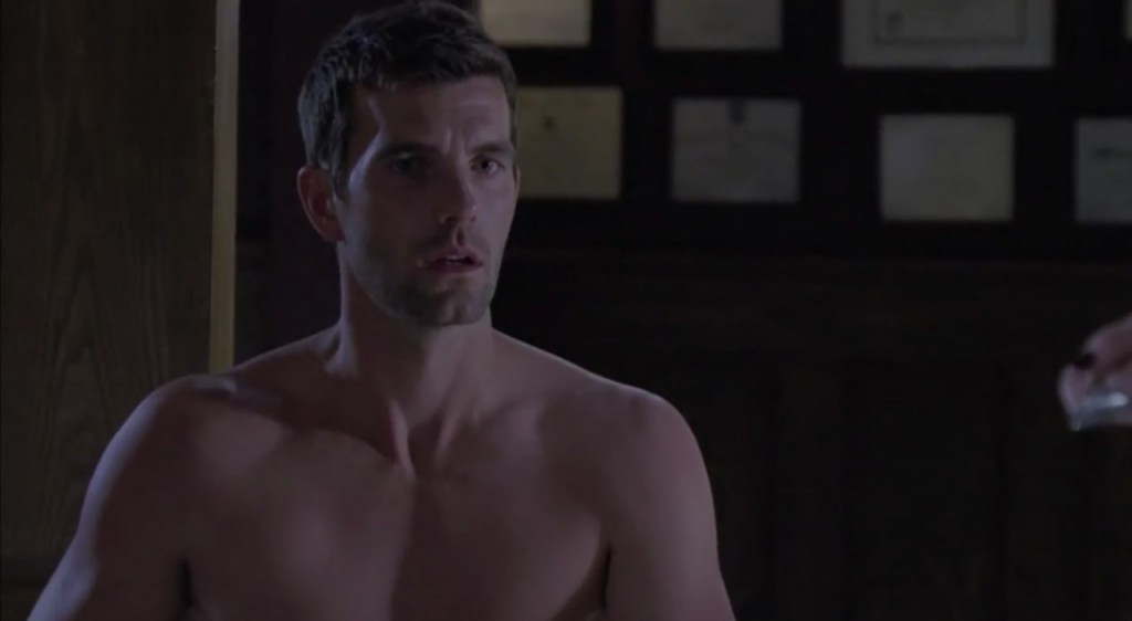Actor Lucas Bryant Naked