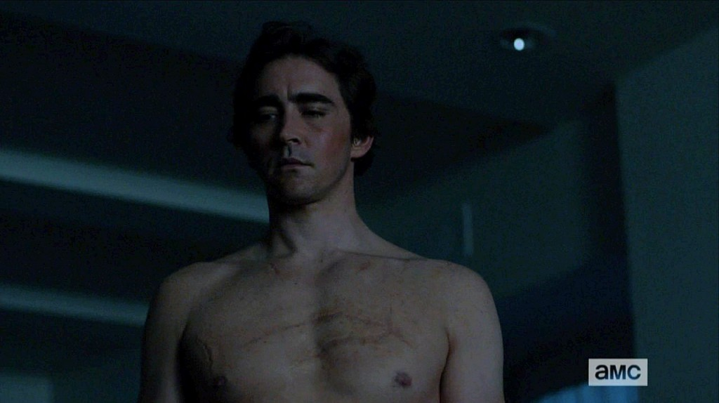 New Lee Pace Naked Scene