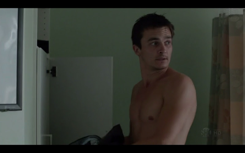 Nude Actor Rupert Friend