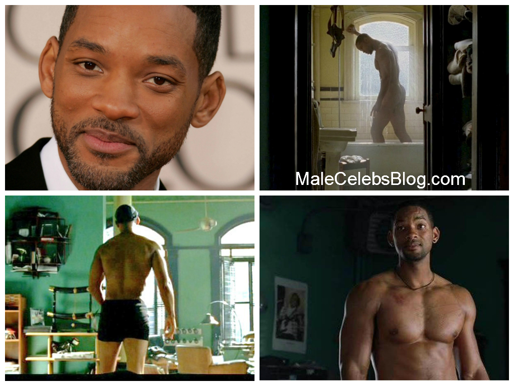 Actor Will Smith Naked