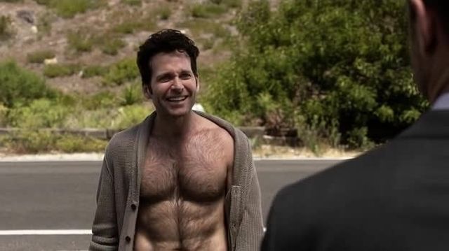 Eion Bailey Shirtless and Hairy