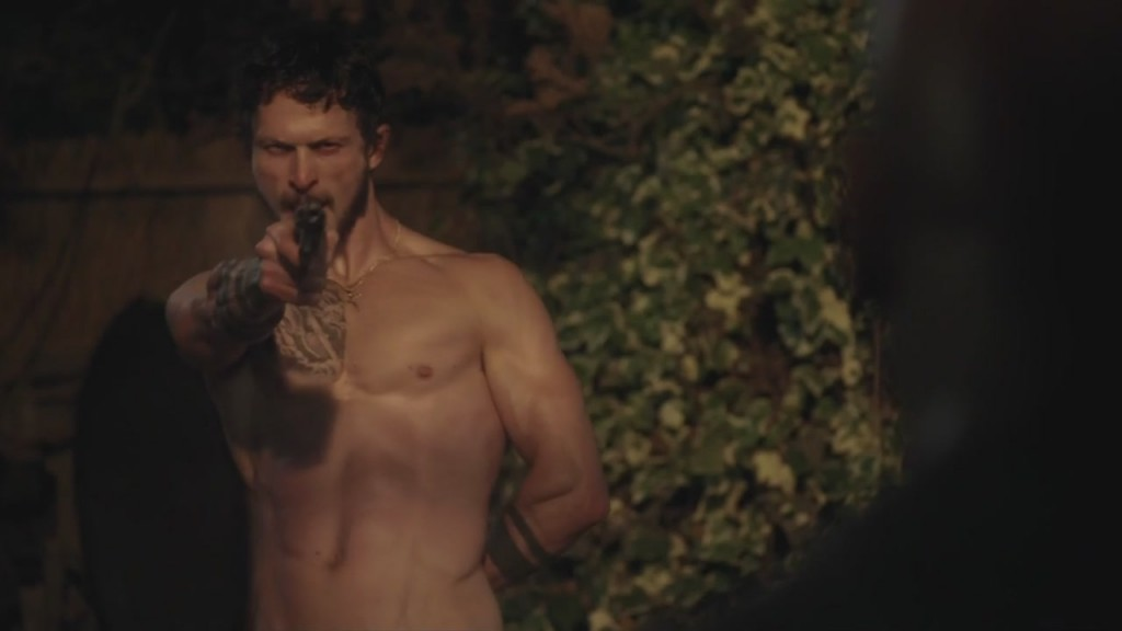 New Jonathan Tucker Naked Scene