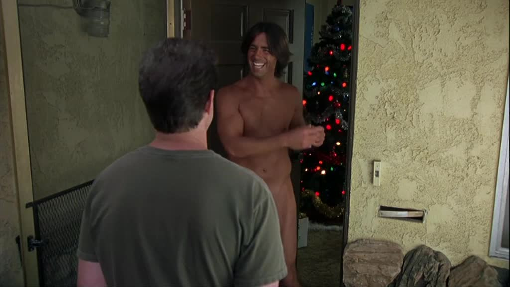 Nude Actor Peter Dante