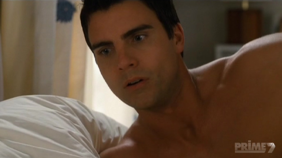Hot Naked Scene With Colin Egglesfield
