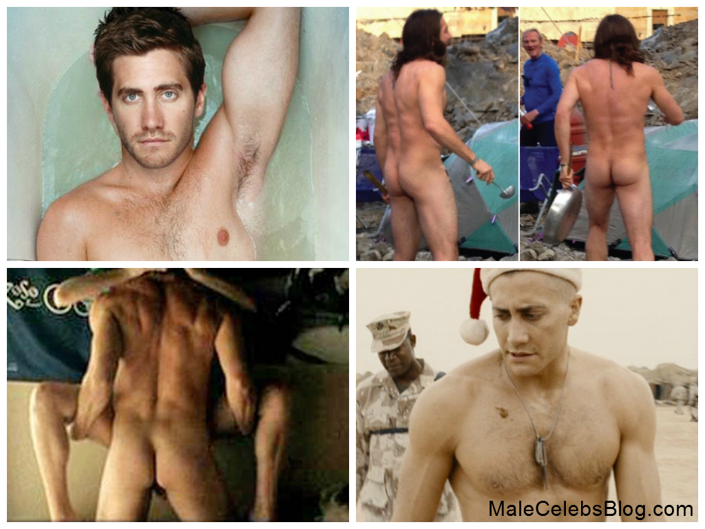 The Best Jake Gyllenhaal Naked Scenes