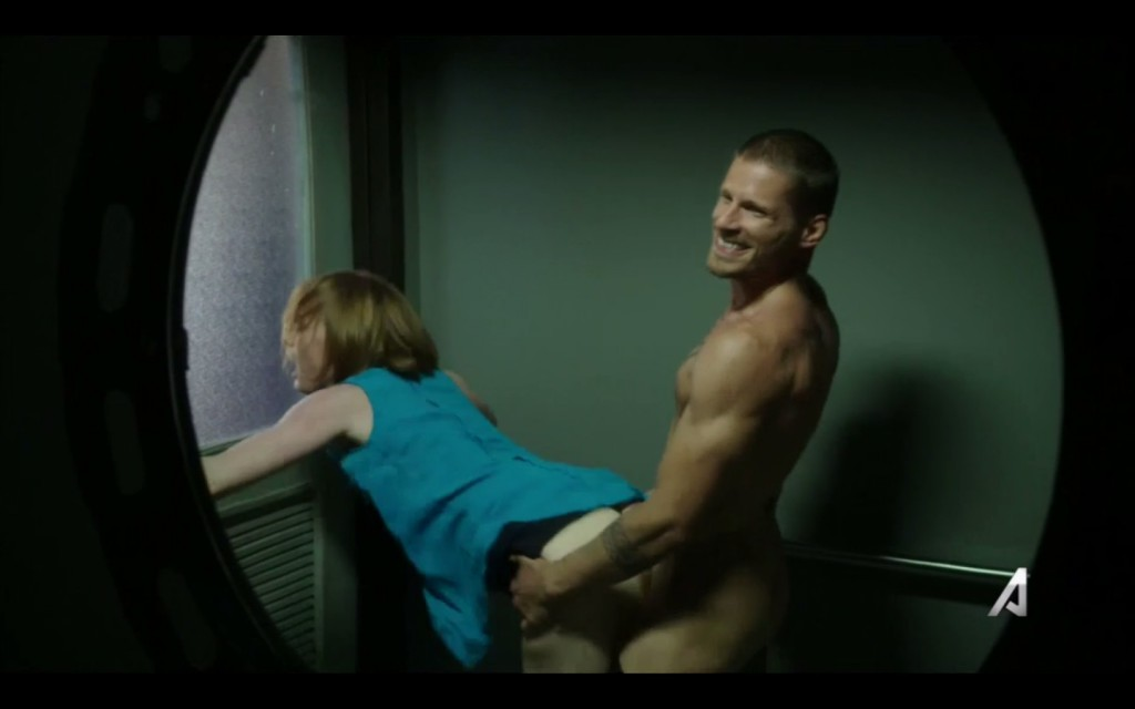 Matt Lauria Naked Sex Scene