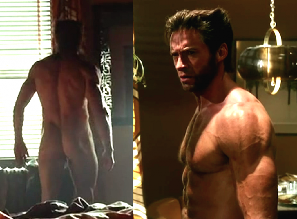 Hugh Jackman new nude