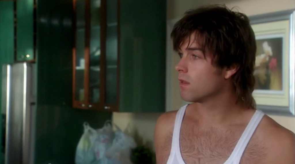 Young and Nude Antony Starr