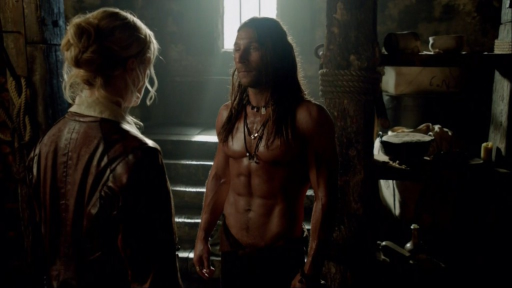 zach mcgowan shirtless